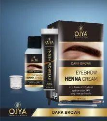 Eyebrow Henna Cream Dye