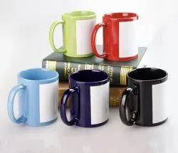 Sublimation Patch Coffee Mug