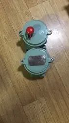 Flameproof Emergency Stop Switch Indirect
