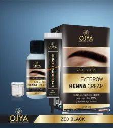 Eyebrow Henna Black