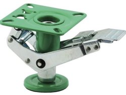 Foot Lock For Caster Trolley