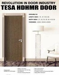 Modern Wood Hdhmr Door, Mat, Thickness: 30mm