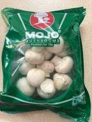 White Mojo Mushrooms- Green Punnet