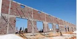 Concrete Frame Structures Industrial Projects Warehouse Construction Services