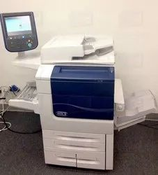 Xerox Dc550 Color Copier Machine
