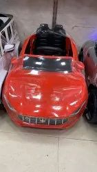 Plastic Red Battery Powered Toy Car, Bluetooth Remote, Capacity: 1 Kid