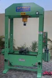 Hand Operated Hydraulic Press 100 Ton