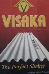 White Visaka Asbestos Cement Sheet