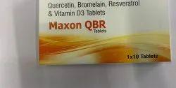 Maxon QBR Tablet