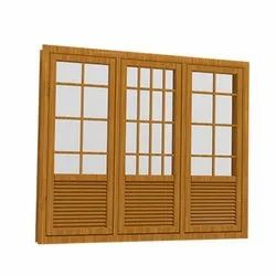 Modern Polished Steel Windows, For Residential