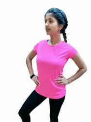 Wear And Lift Ladies Dry Fit T Shirt