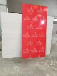 Axardeep White Pvc Celuka Board, Thickness: 2 To 12 Mm