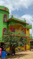Designer Balcony Railing, For Home, Material Grade: 202