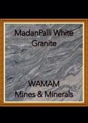 Madanapalli White Granite