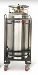 Stainless Steel Liquid Nitrogen Containers