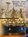 Iron Chandelier Lighting