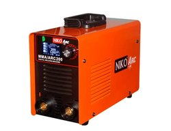 1PHASE 230volts Welding Machine Niko Arc LCD, Automation Grade: Semi-Automatic