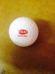 Virat Leather Field Hockey Balls, Size: Standard