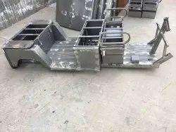 Mild Steel E Rickshaw Body
