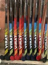 Virat White Field Hockey Equipment, Size: Sstandard