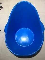 Hip Bath Tub For Body Cooling, Naturopathy, Body Heat Reduction and Piles Problems