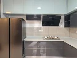 Acrylic Modular Kitchen Shutters