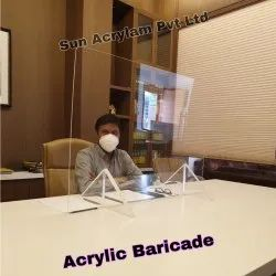 Acrylic Partition Sheet