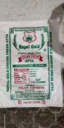Premium Whole Wheat Chakki Atta, Packaging Type: Pp Bags