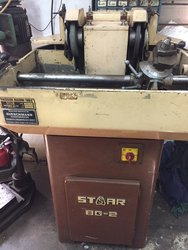 Star (Japan) Bg-2 Tool Grinding Machine