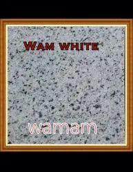 Wam White Granite