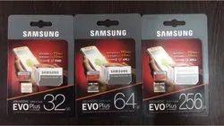 Samsung Microsd Memroy Cards