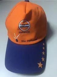 Indian Oil Petrol Pump Uniform Cap