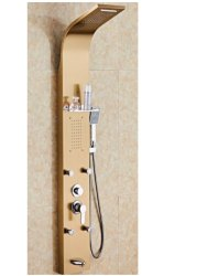 Shower Panel Stainless Steel Str 96806