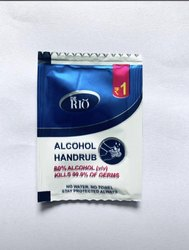 Handrub Alcohol 80 % Pouch 2Ml (Rs 1/-)
