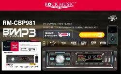 Rock Music Car Usb Player