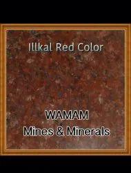 Illkel Red Granite
