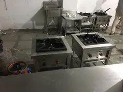 RBJ Manufacturer Canteen Kitchen Equipment