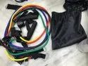 Power Resistance Band Tube Set