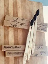 Eco Friendly Bamboo Toothbrush