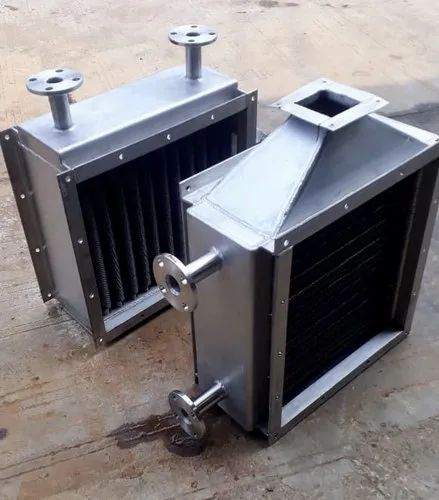 Stainless Steel Heat Exchangers For Pharma