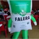 Jaypee Cement Advertising Inflatable