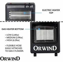 Metal Heat Convector Room Heater