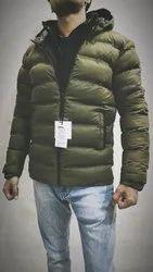 Full Sleeve Casual Wear Men Reversible Jackets