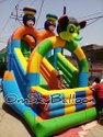 Bouncy Inflatable Castle Slide