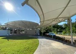 Walkway Covering Canopy