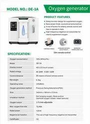 Oxygen Generator / Concentrators Portable 7 Liter De-1A