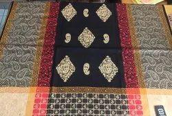 Women Wedding Wear Syella Kadai Shawls, Size: 40X80