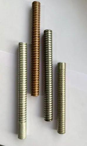 Corrugated Fin Tubes