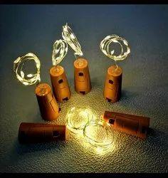 Cork Led Light