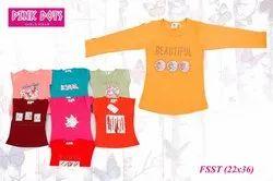 Girls T Shirt 22-36